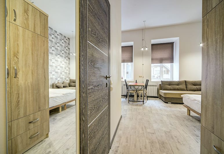 Apartments by Nevsky Forum Hotel, San Pietroburgo, 131 Апартаменты Невский 69, Camera