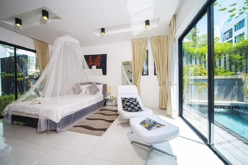 3-Bedroom Private Pool Villa - 客房
