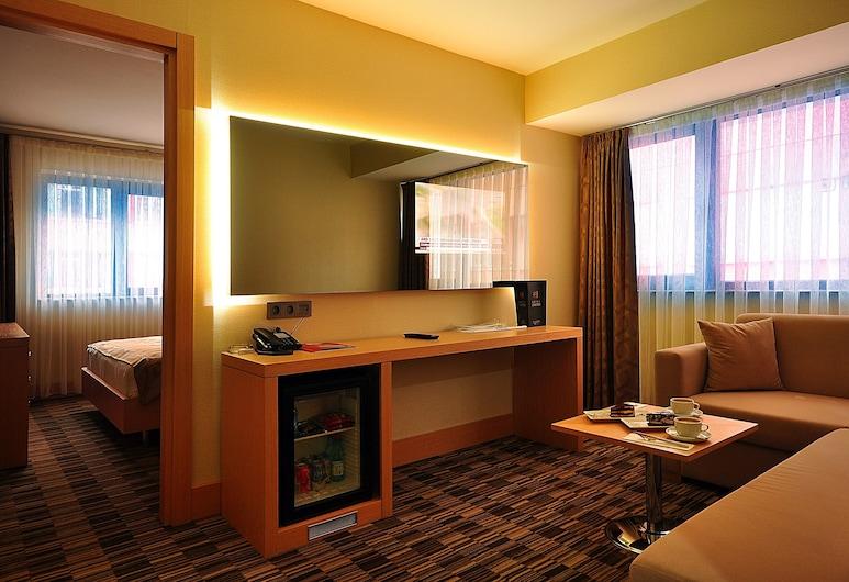 Starton Hotel, อังการา, Starton Suit, พื้นที่นั่งเล่น