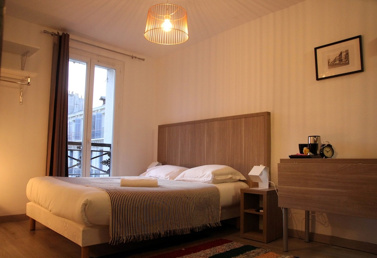 Résidence Estelle Appart'hôtel, Marseille, Standard-dobbeltværelse, Værelse