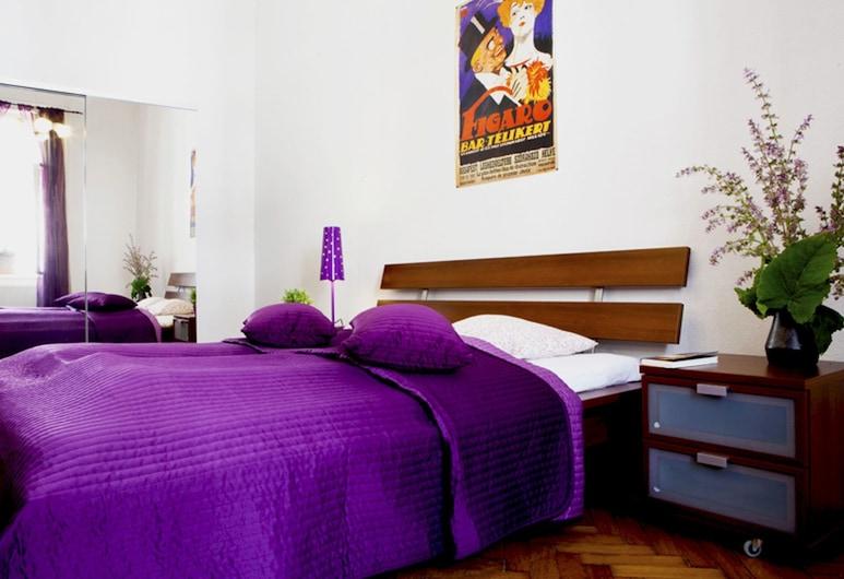 Jurma Apartment, Budapeszt, Apartament, 2 sypialnie, Pokój