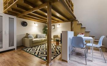 Budapeszt — zdjęcie hotelu Sesame Apartments