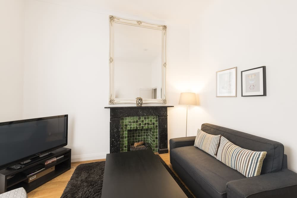 Comfort apartman, privatna kupaonica (2 Bedrooms) - Dnevni boravak