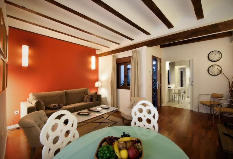Apartamentos Abad Toledo, Tolède, Appartement, 1 chambre, Salle de séjour