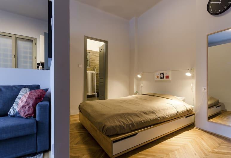 Bergamot Apartment, Budapešť, Apartmán, Izba