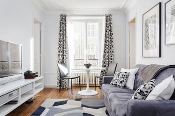 Foto del River Seine - Notre Dame Apartment en París