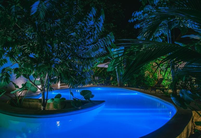 Aldea Coba an Escape Boutique Experience, Coba, Pool