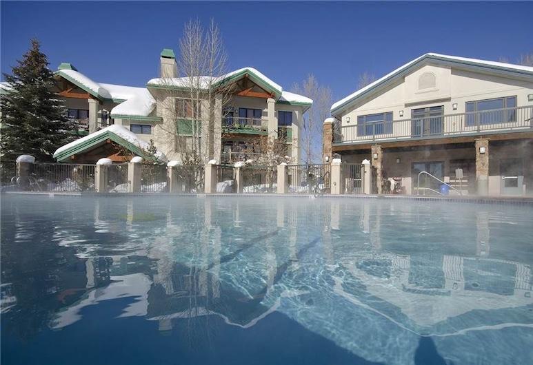 Storm Meadows Club B Condominiums - CB214, Steamboat Springs, Kültéri medence