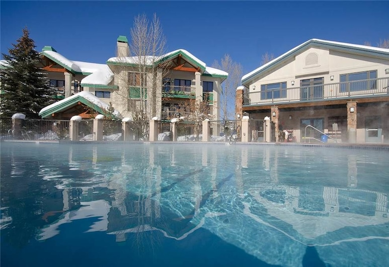 Storm Meadows Club B Condominiums - CB315, Steamboat Springs, Buitenzwembad