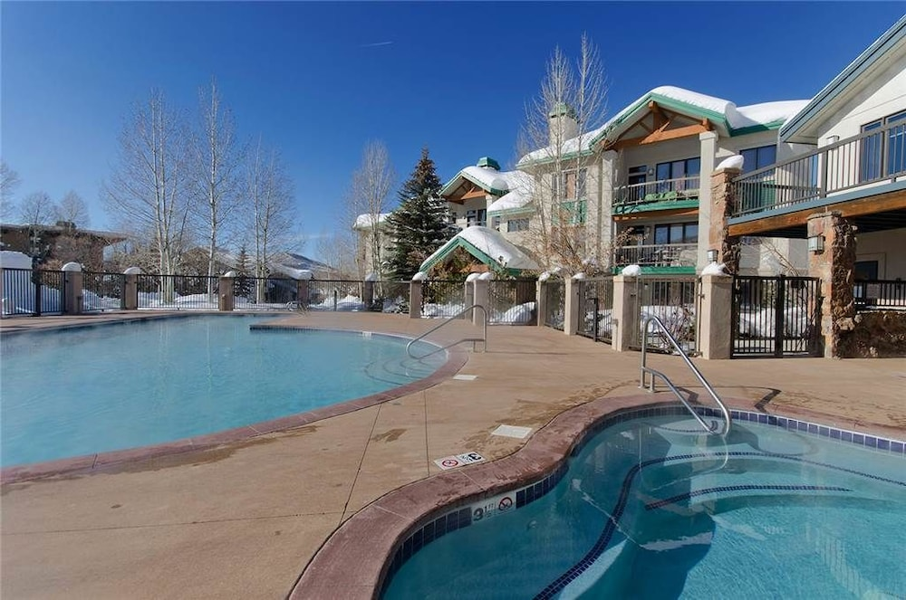 Storm Meadows Club C Iniums Cc313 Steamboat Springs Outdoor Pool