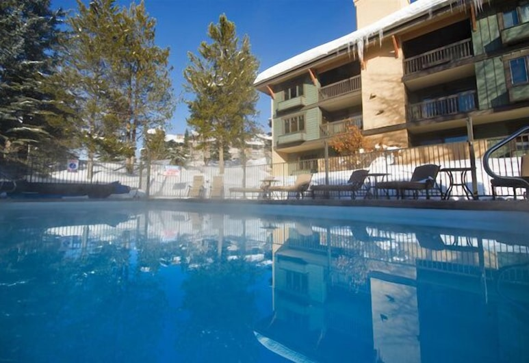 斯廷博特鳳凰酒店 - P112, 斯廷博特斯普林斯, 室外泳池