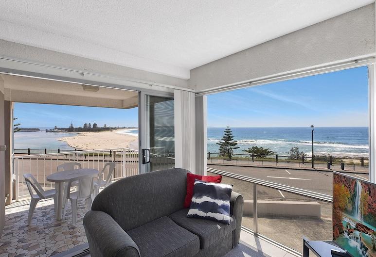 海豚苑 6 号酒店, 恩瑞斯, 公寓, 海洋景观, 阳台景观