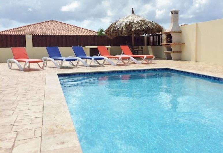 門丹薩天堂酒店, 奥蘭葉施塔德, 室外泳池