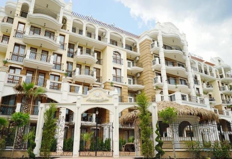 Harmony Suites 8 & 9, Sunny Beach, Kilátás a szálláshelyről