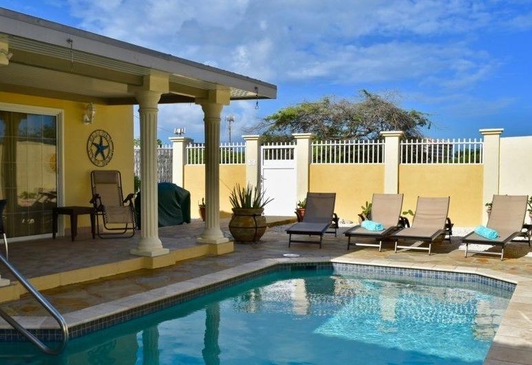 Palm Beach Sunset Villa, Noord