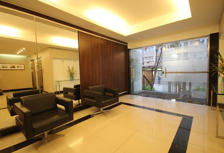GoHouse Ataulfo 304, Rio de Janeiro, Property entrance
