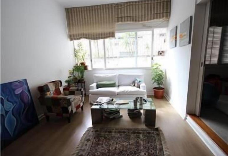 GoHouse Bartolomeu 104, Rio de Janeiro, Standard Apartment, 3 Bedrooms, Living Area