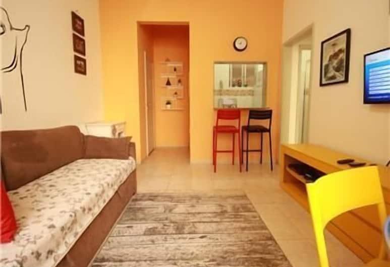 GoHouse Belfort 403, Rio de Janeiro, Living Area
