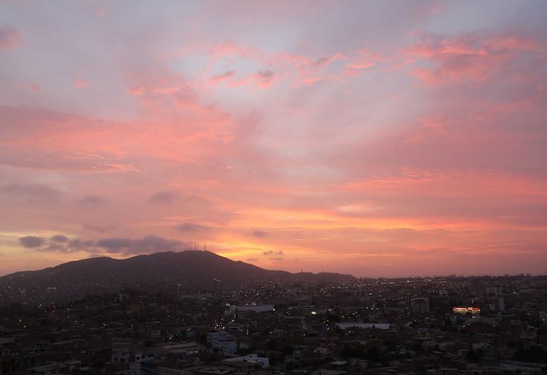 Edificio Juana Chorrillos , Chorrillos, Standard Apartment, 2 Bedrooms, Hill View ( EJ_401), Terrazza/Patio