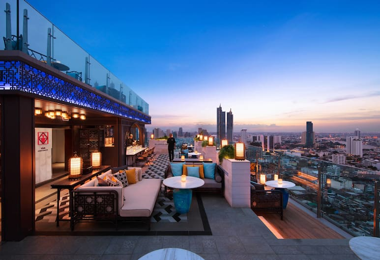 Bangkok Marriott Hotel The Surawongse, Bangkok, Hotelski bar