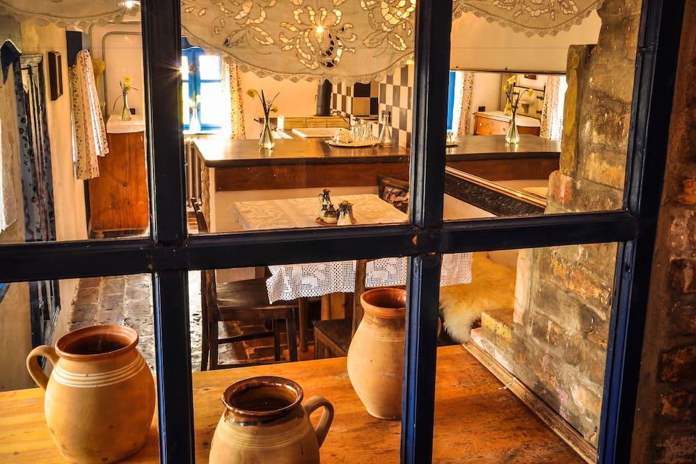 Homoki Residence Cottage - Comida en la habitación