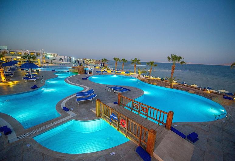 沙姆沙伊赫信天翁宫度假村 - 仅供家庭及夫妻情侣入住, 沙姆沙伊赫, 海滩