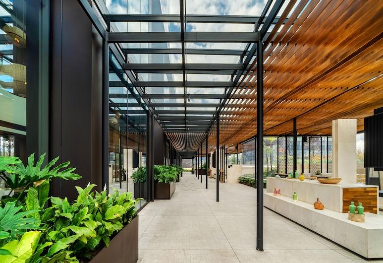 Grand Hyatt Bogota, Bogotá, Terrasse/veranda