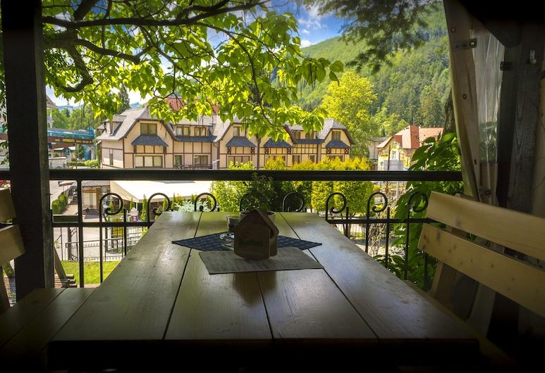 Penzión Talisman, Rajecke Teplice, Terrace/Patio