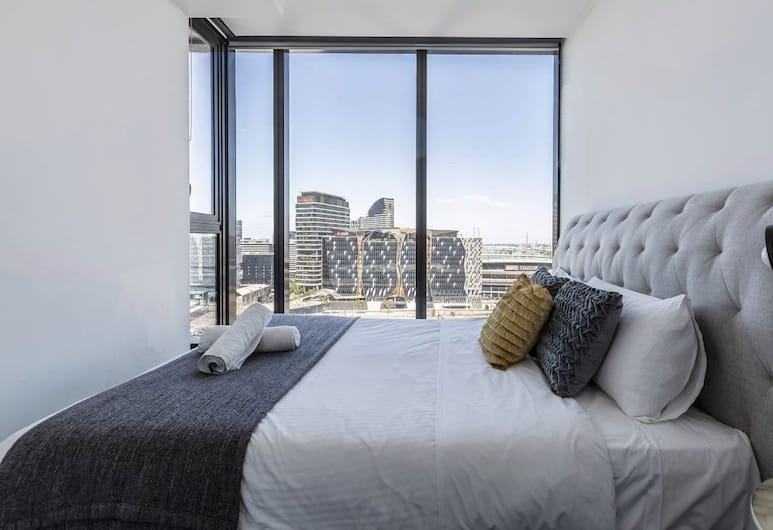 Rose Lane Serviced Apartment, Melbourne, Apartment, 1 Bedroom, View from room