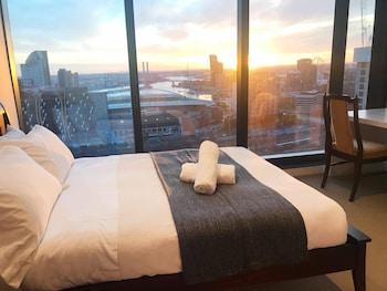 墨爾本玫瑰巷服務式公寓酒店的圖片