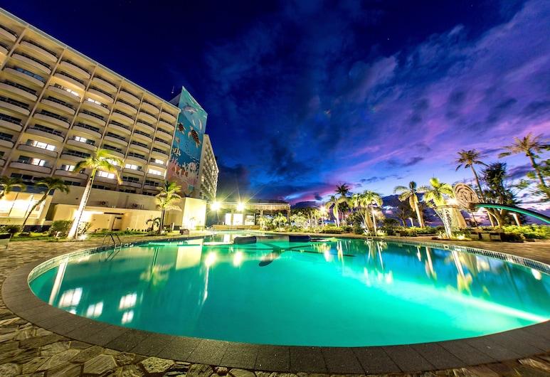 Saipan World Resort, Saipan, Ulkouima-allas