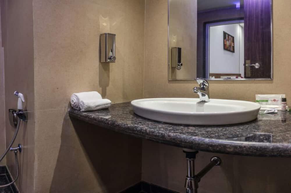 Quarto Premium, 1 cama queen-size - Casa de banho