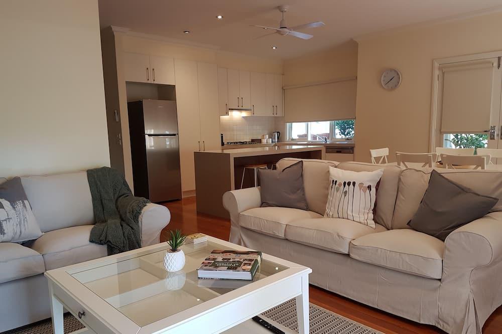 Luxe huis, 2 slaapkamers - Woonruimte