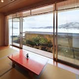Japanese Style Suite with Open-air Bath (3F) - Living Area