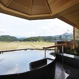 Japanese Style Suite with Open-air Bath (3F) - Terrace/Patio