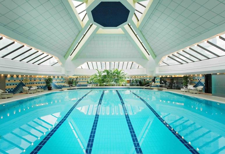 靜安崑崙大酒店, 上海市, 室內泳池
