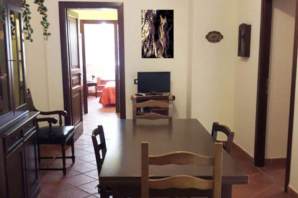 Appartamento Comfort, 3 camere da letto, vista città (Teatro Massimo) - Pasti in camera