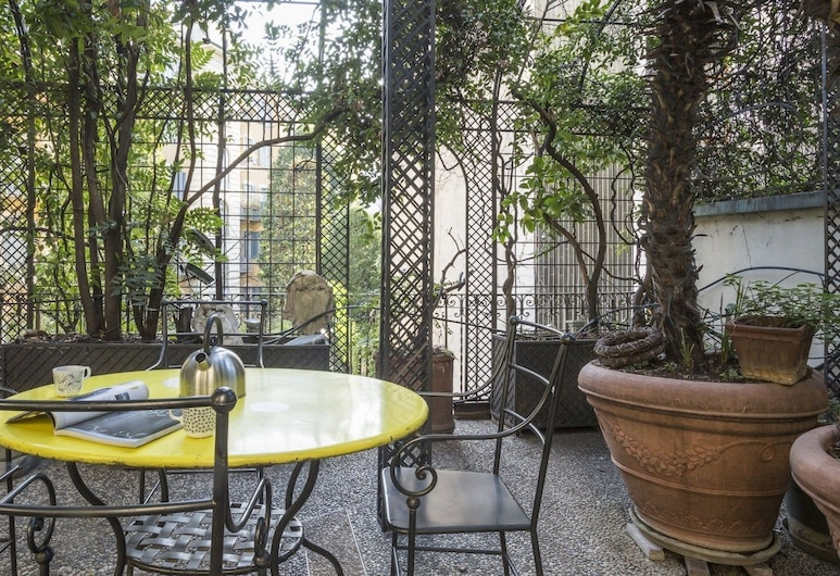 Last Supper House, Milan, Apartment, 1 Bedroom, 2 Bathrooms, Terrace/Patio