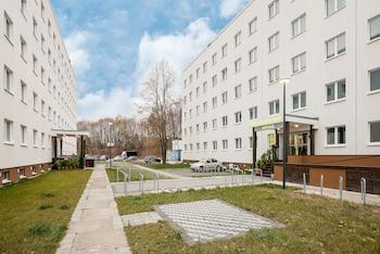Naktsmītnes Hotel City Green Berlin attēls vietā Berlīne
