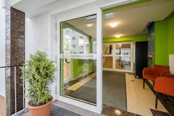 Mynd af Hotel City Green Berlin í Berlín