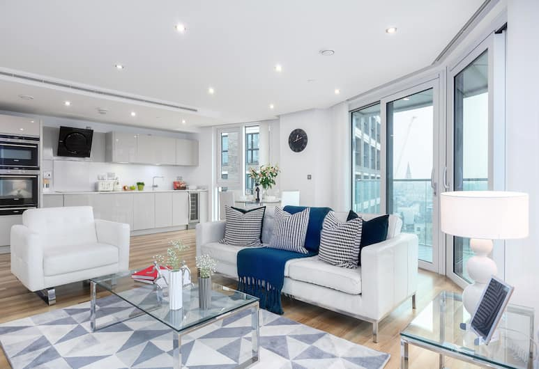 Altitude Point Serviced Apartments , London