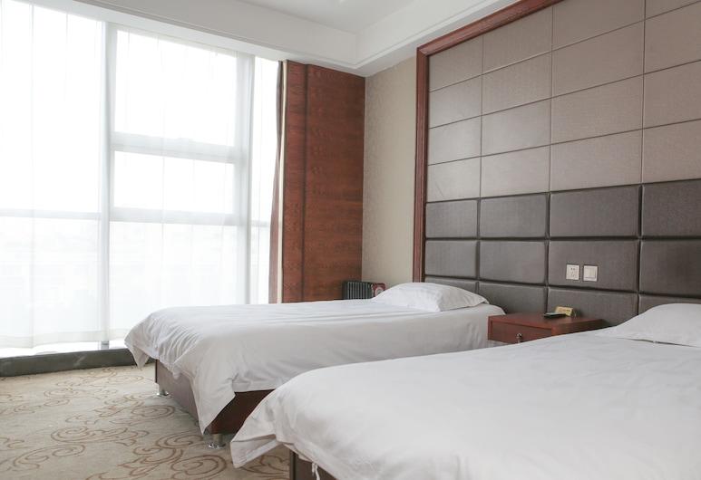 Ziyou Lvshe International Youth Hostel, Urumqi, Pokój z 2 pojedynczymi łóżkami, standardowy, Pokój