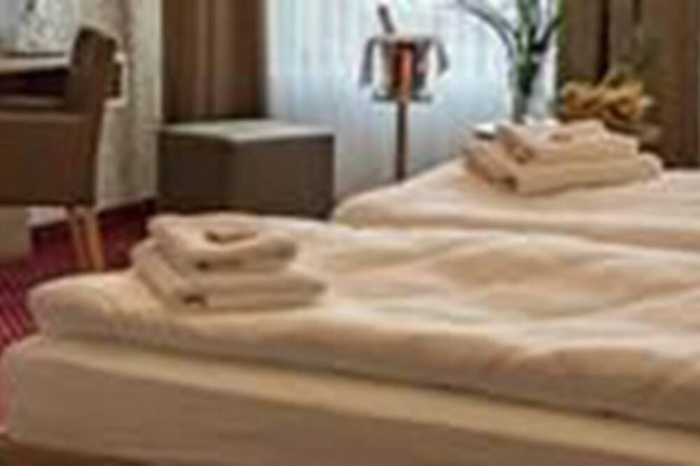 Doppelzimmer zur Einzelnutzung - Zimmer