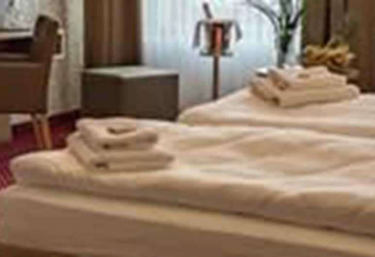 Hotel Schwarzer Adler Tangermünde, Tangermünde, Doppelzimmer zur Einzelnutzung, Zimmer