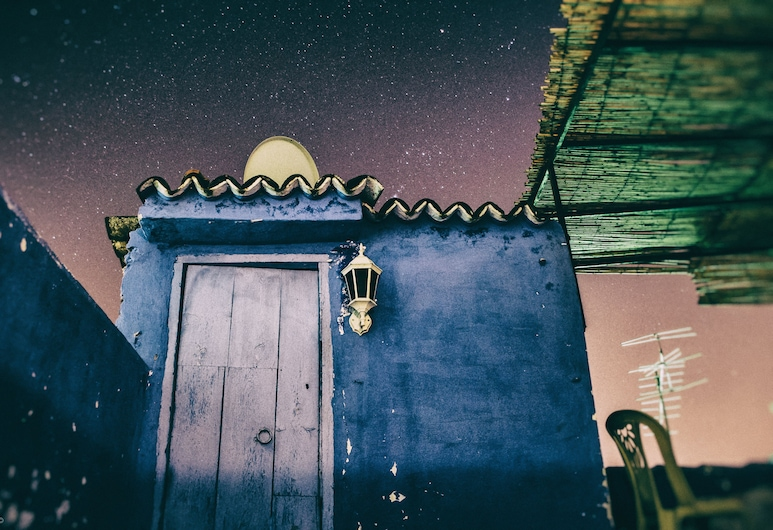 Casa Amina, Chefchaouen, Terraço/Pátio Interior
