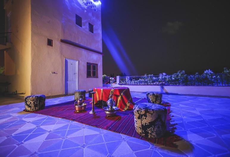 AUBERGE JAAFAR KASBAA ITTO, Midelt, Terraza o patio