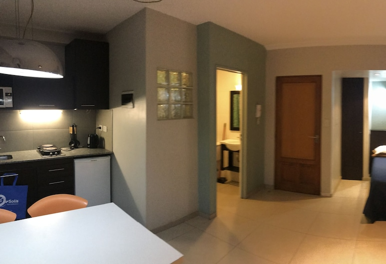 Defensa 1057 Home Studios, Buenos Aires, Panoramic Studio, 1 Double Bed with Sofa bed, Living Room