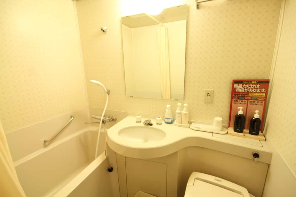 Kamar Twin Basic, 2 kamar tidur, non-smoking - Kamar mandi