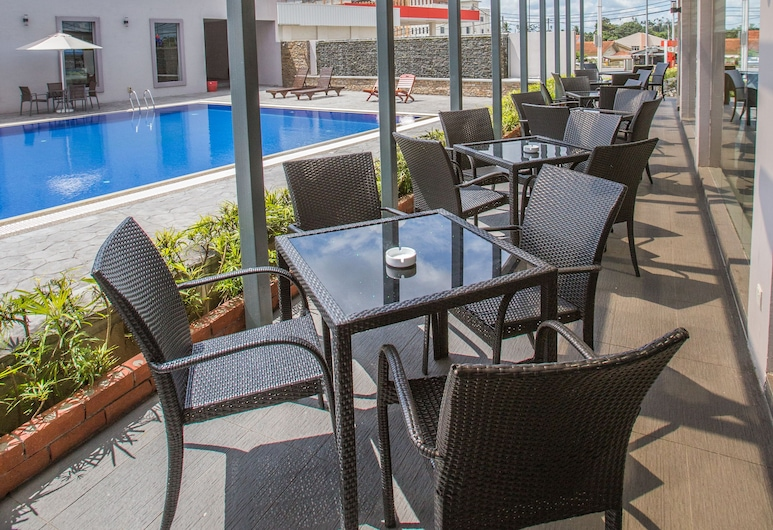 VIP Hotel Segamat, Segamat, Piscina Exterior