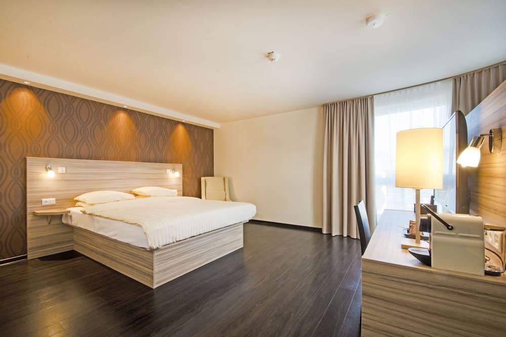 חדר סופריור זוגי ליחיד, נגישות לנכים - חדר אורחים
